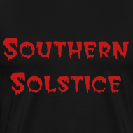 Design ~ Male Southern Solstice T-Shirt