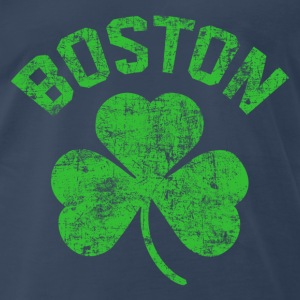 Boston Green T-Shirts - Men's Premium T-Shirt