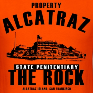 Alcatraz - Men's T-Shirt