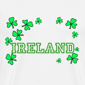 Ireland and Sheetrock's   - Men's Premium T-Shirt