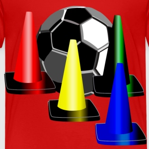 Soccer - Toddler Premium T-Shirt