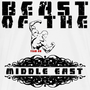 BEAST OF THE MIDDLE EAST - Men's Premium T-Shirt