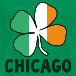 Chicago Irish T-Shirts - Men's Premium T-Shirt