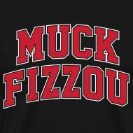 Design ~ Georgia says Muck Fizzou - black