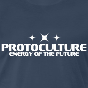 Protoculture Energy of the Future - Men's Premium T-Shirt