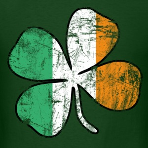 Grunge Ireland T-Shirts - Men's T-Shirt