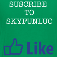 Design ~ Like And Suscribe Skyfunluc
