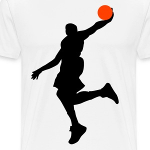 Dunk HD Design T-Shirts - Men's Premium T-Shirt