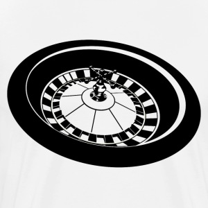 Roulette t shirt design