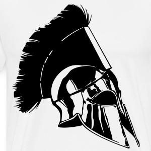 Helm HD VECTOR T-Shirts - Men's Premium T-Shirt
