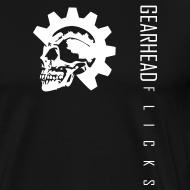 Design ~ Skull chest & text sideways