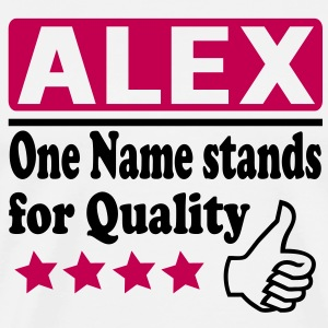 alex T-Shirts - Men's Premium T-Shirt