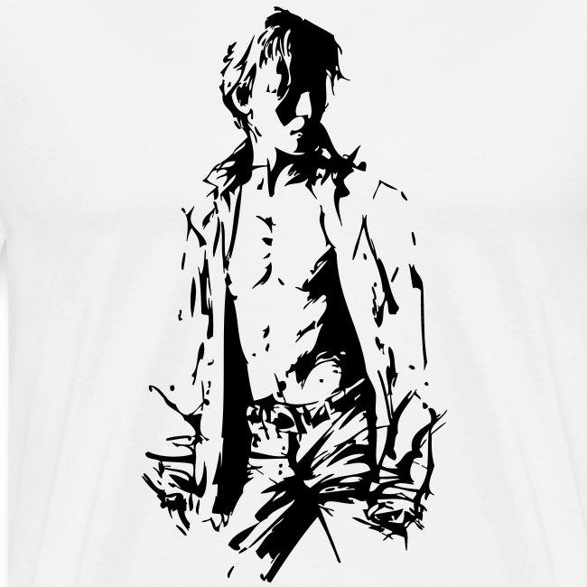 [M] Yoshiki Sketch