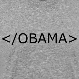HTML End Obama T-Shirt - Men's Premium T-Shirt