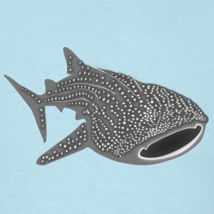 save the whale shark sharks fish dive diver diving endangered species T-Shirts - Men's T-Shirt