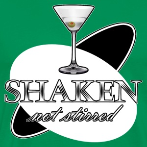 Shaken Not Stirred T-Shirt - Men's Premium T-Shirt