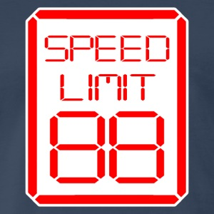 Speed Limit 88 T-Shirt - Men's Premium T-Shirt