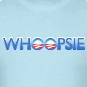 Obama's Whoopsie T-Shirt - Men's T-Shirt