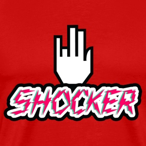 SHOCKER T-Shirt - Men's Premium T-Shirt