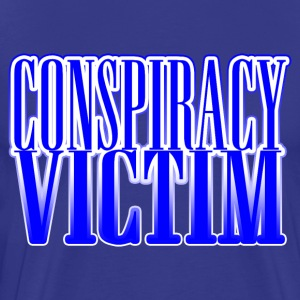 Conspiracy Victim T-Shirt - Men's Premium T-Shirt