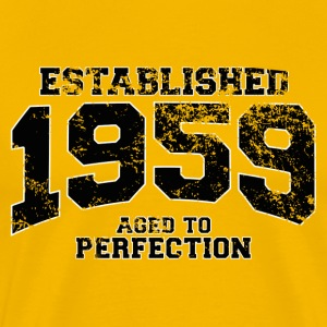 established_1959 T-Shirts - Men's Premium T-Shirt