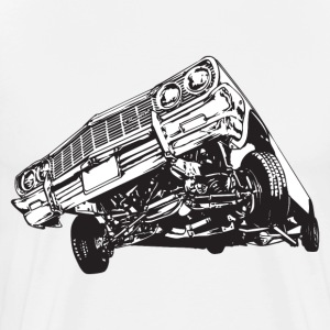3 Wheel Stance HD Design T-Shirts - Men's Premium T-Shirt