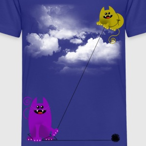 KITTYKITE Toddler Shirts - Toddler Premium T-Shirt