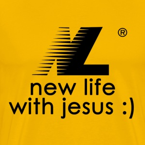 New Life Shirts! - Men's Premium T-Shirt