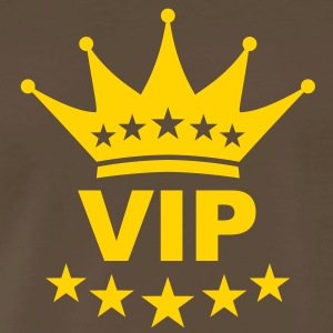 vip_king_crown T-Shirts - Men's Premium T-Shirt
