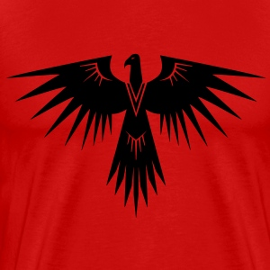 Bird of Prey HD VECTOR T-Shirts - Men's Premium T-Shirt