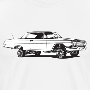 Low Rider HD Design T-Shirts - Men's Premium T-Shirt