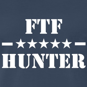 FTF-Hunter T-Shirt - Men's Premium T-Shirt