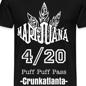 4/20- Marijuana Day - Men's Premium T-Shirt