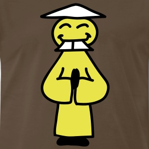 chinese_stick_figure_3c T-Shirts - Men's Premium T-Shirt
