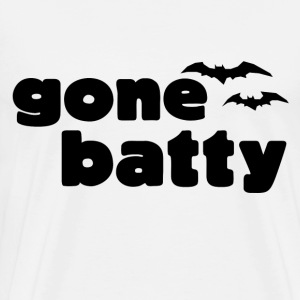 Gone Batty - Men's Premium T-Shirt