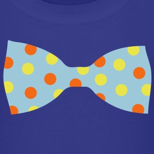 A bow tie with dots Kids' Shirts - Kids' Premium T-Shirt