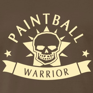 Paintball Warrior T-Shirts - Men's Premium T-Shirt