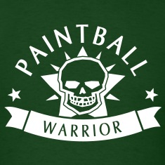 Paintball Warrior T-Shirts