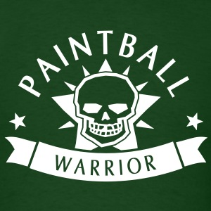 Paintball Warrior T-Shirts - Men's T-Shirt