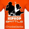 Official Battle Mens Shirt - Men's T-Shirt