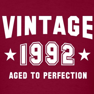 VINTAGE 1992 - Birthday T-Shirt WB - Men's T-Shirt