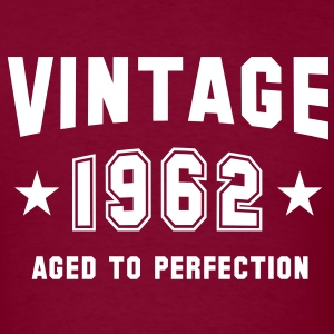 VINTAGE 1962 - Birthday T-Shirt HN - Men's T-Shirt