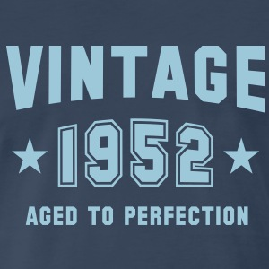VINTAGE 1952 - Birthday T-Shirt HN - Men's Premium T-Shirt