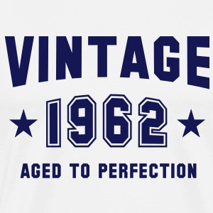 VINTAGE 1962 - Birthday T-Shirt MY - Men's Premium T-Shirt