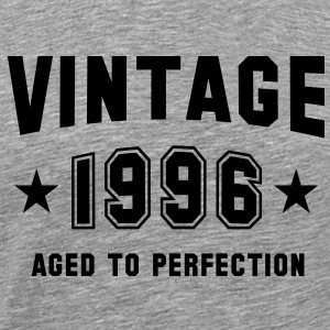 VINTAGE 1996 - Birthday T-Shirt BH - Men's Premium T-Shirt
