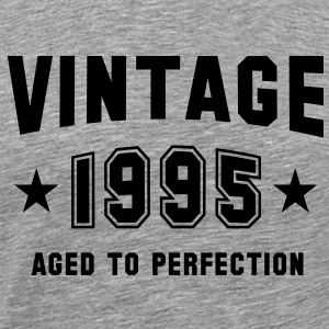 VINTAGE 1995 - Birthday T-Shirt BH - Men's Premium T-Shirt