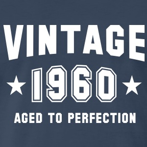 VINTAGE 1960 - Birthday T-Shirt WN - Men's Premium T-Shirt