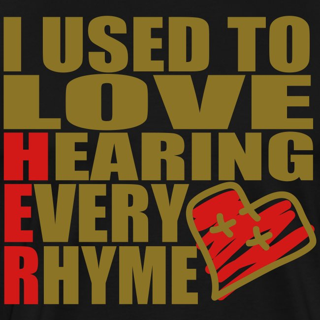 I use to love H.E.R.  001