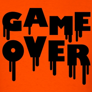 game_over_flow_1c T-Shirts - Men's T-Shirt