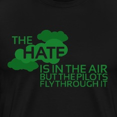 The Hate Is In The Air Tee